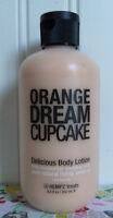 Hempz Treats - Orange Dream Cupcake - Delicious Body Lotion 8.5 Oz