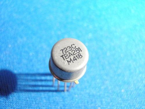 IC bloque de creación tba281m 13997-109
