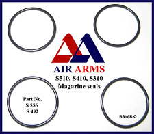 AIR ARMS S492, S556, MAGAZINE SEALS S410, S410f, S510, S310, TDR