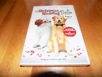 A Christmas Wedding Tail Jennie Garth Brad Rowe Tom Arnold Comedy Dvd Sealed