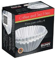 (lot Of 1200) Bunn Coffee Filters Bcf100-b,12 Cases Of 100 Ct. Fits Most Brewers