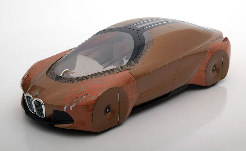 Norev 2016 BMW Vision Next 100 Concept Car Dealer Edition 1 18 Scale New Release
