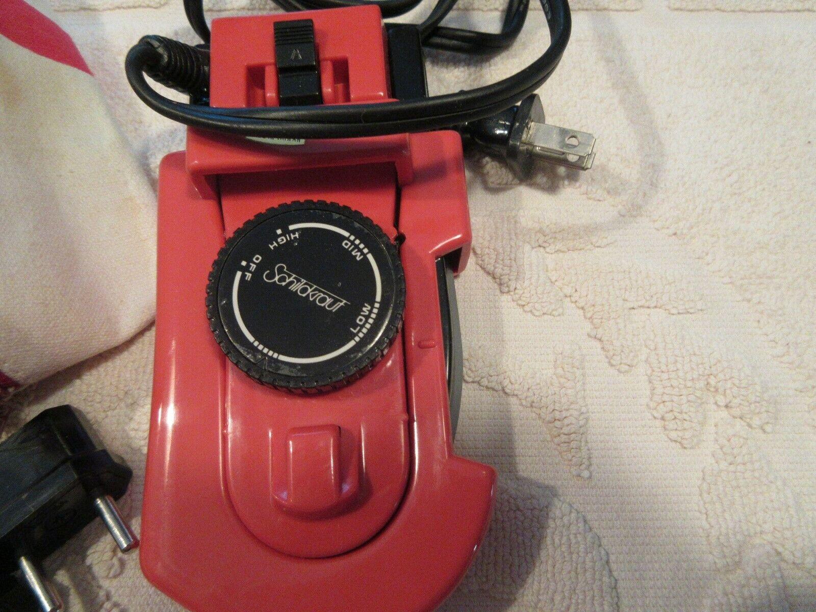 Schildkrout , Travel , Mini Iron , Model 910 , Vintage