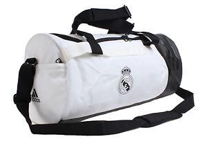 Running Sacos Título Original Ver Madrid Fc De Deporte Duffle Adidas Medio Bolsa Detalles Real Bolsas Cy5606 Rmfc Blanco 80kNnwXPO