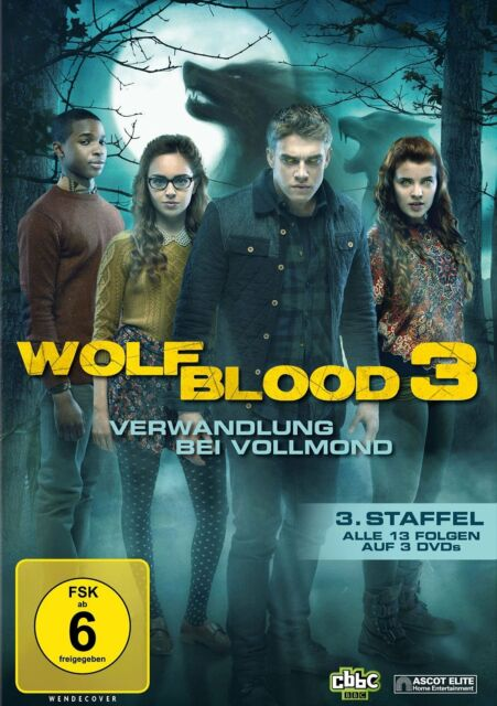 Wolfblood Season 1 Dvd Ean8717344754286 For Sale Online Ebay