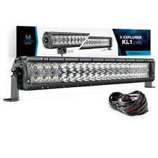 Mictuning Kl1 Led Light Bar 22 120w Off Road Driving Light Flood Spot Work Lamp