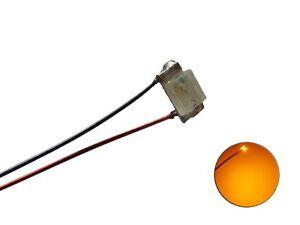 S1129-5-unid-SMD-LED-0603-naranja-con-alambre-de-cobre-charol-alambre-cable-Mini-LED