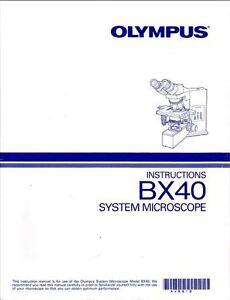 Olympus bx40.
