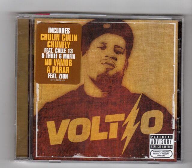 (IM509) Voltio, Voltio - 2005 CD