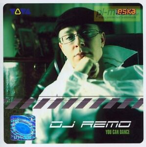 DJ-REMO-YOU-CAN-DANCE-sealed-CD-from-Poland