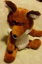 "Phin the Fox 11"" Progressive Plush 2014 Stuffed Animal #290752"