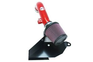 HPS PERFORMANCE RED SHORT RAM AIR INTAKE w// K/&N FILTER FOR SONATA OPTIMA 2.4L