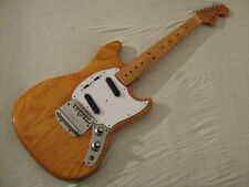 1976 FENDER MUSTANG -- made in USA