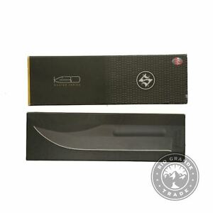 NEW-Ka-Bar-5102-Big-Boss-Knife-with-Extra-Blue-Handle-Included-in-Purple