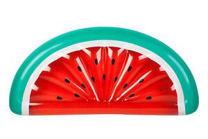 NEW-Sunnylife-Giant-Watermelon-Luxury-Pool-Float-Inflatable-Toys-ihartTOYS