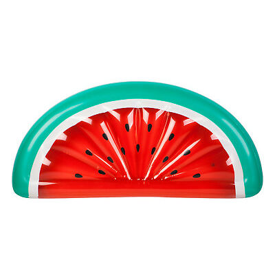 NEW Sunnylife Giant Watermelon Luxury Pool Float | Inflatable Toys | ihartTOYS