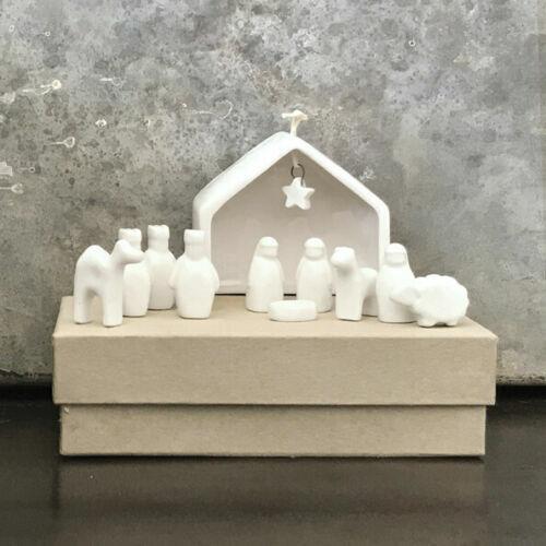 Luz Led Natal Presépio em conjunto de bonecos de ornamentos de Decorações festiva