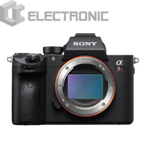 Nuovo-Sony-Alpha-a7r-III-35mm-Full-frame-Digital-Camera-7RM3-Mark-3-Body-Only