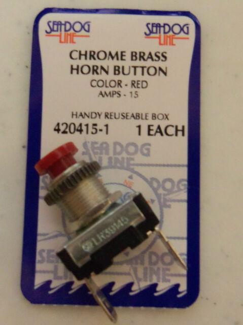 Sea-Dog 420415-1 Horn Button