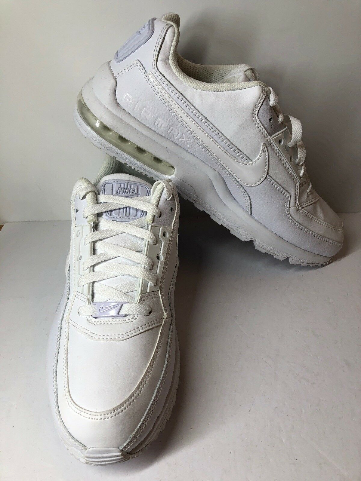 best sneakers c4d9c ee657 Nike Nike Nike LTD Full White 3 Size 11.5 For Men Brand New Without Box  687977
