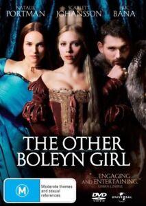 The-Other-Boleyn-Girl-DVD-2008-R4-Natalie-Portman-terrific-Condition