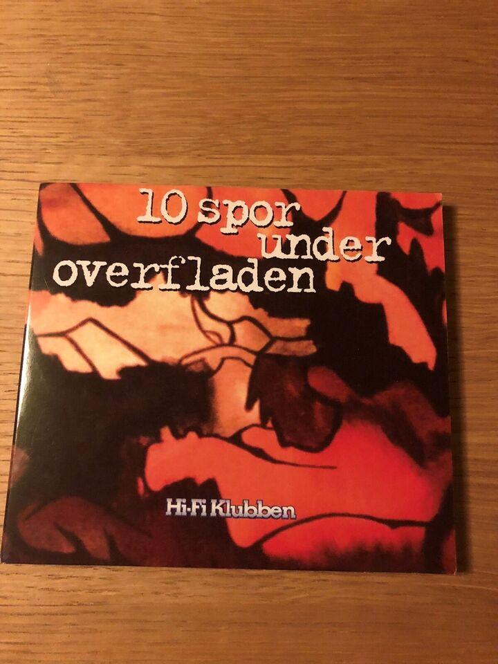 10spor under overfladen Hifi klubben: 10 spor under