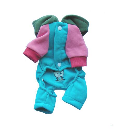 Pet Apparel Dog Clothes SGY005 Blue Parachute Dress