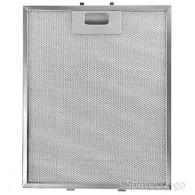 MAGLIA METALLICA Filtro per BLOMBERG Cappa Estrattore ventilazione ventilatore 320 x 260 mm