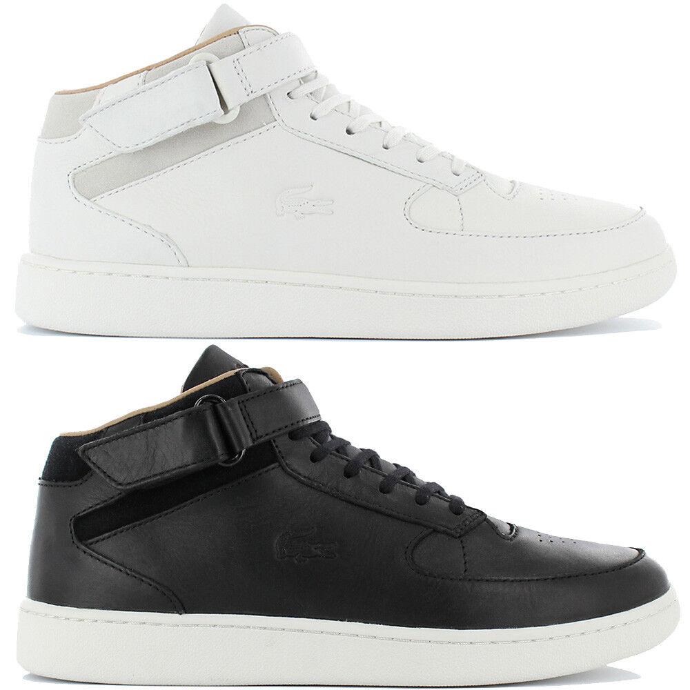 Lacoste Turbo Mid SRM Schuhe Herren 116 Leder Sneaker Freizeit 2 116 Herren 316 416 NEU d60c21