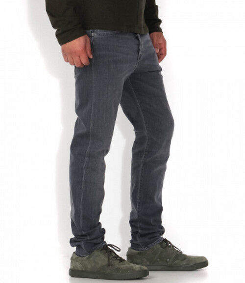 JEANS EDWIN HOMME ED 80 SLIM TAPERED (cs grey-sleet wash )   W33 L32  VAL