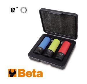 BETA-SET-3-CHIAVI-BUSSOLA-LUNGA-A-MACCHINA-ESAGONALE-1-2-per-dadi-ruote-17-19-21