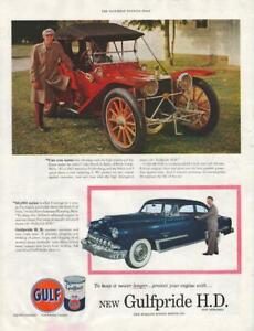 1953-Gulf-PRINT-AD-feat-1913-American-Underslung-Red-amp-039-53-DeSoto-Blue