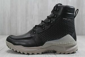 34 Under Armour Field OPS GTX Gore-Tex Leather Shoes Men's Sz 8-12 1299231 001