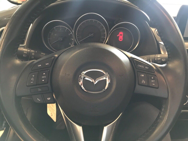 Mazda 6 2,0 SkyActiv-G 165 Vision stc. - billede 11