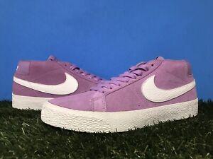Details about Nike SB Zoom Blazer Chukka Violet White Purple AT9765-500  Men's Sz 10.5