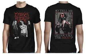 CARACH-ANGREN-cd-lgo-SO-TELL-ME-DID-YOU-LIKE-MEAT-Official-SHIRT-XL-new