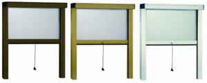 Zanzariera Rullo Avvolgibile Telaio Alluminio Verticale Kit Riducibile A Misura Un RemèDe Souverain Indispensable Pour La Maison