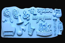 Sugarcraft Silicone Mold Sugarpaste Fondant Mould Chocolate Molds Instruments
