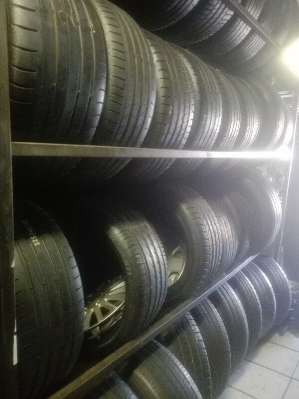 Affordable used second hand tyres and mags, rims plus mag repair