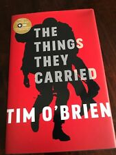 The Things They Carried by Tim O'Brien (2010, Hardcover, Anniversary)