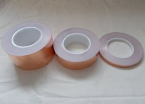 Copper-Foil-Shielding-Tape-Various-Widths-Sold-per-0-3-metre