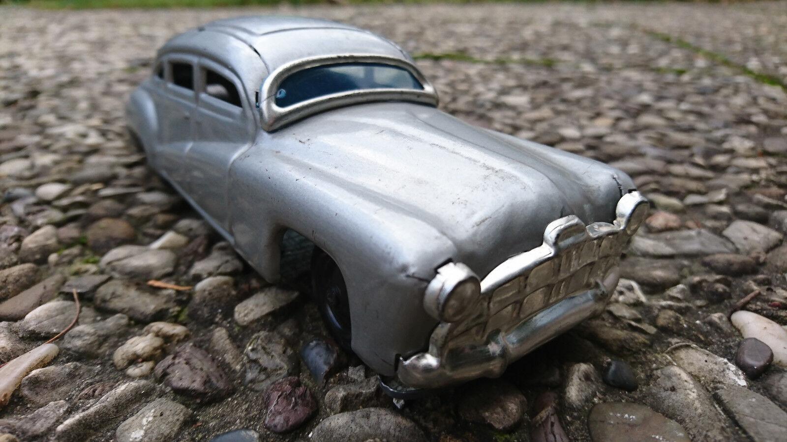 Tippco Blechauto Friktion tin toy lata rare Hudson Blechspielzeug Germany