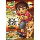 Lion Club Rescue 0097368949348 With Go Diego Go DVD Region 1