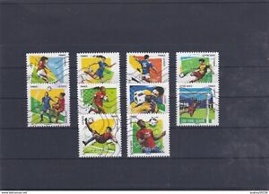 France-2016-Soccer-Your-10-Gestures-Favorite-Complete-Series-10-Cancelled-Stamps