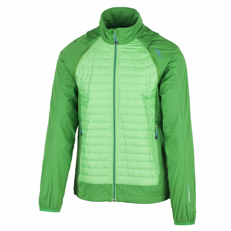 CMP Softshell chaqueta función chaqueta Ranger verde 2in1 transpirable