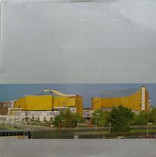 """BRAHMS SYMPHONIE No.1 KARAJAN  12"""" LP (c765)"""