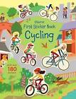 First Sticker Book Cycling by Jessica Greenwell (Paperback, 2015)