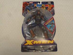 Rare-X-Men-Avalanche-Marvel-Legends-Action-Figure-2006-ToyBiz
