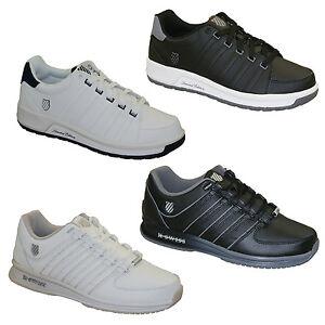 K-Swiss-Sneakers-Rinzler-Berlo-Schnuerschuhe-Sportschuhe-Turnschuhe-Herren-Schuhe