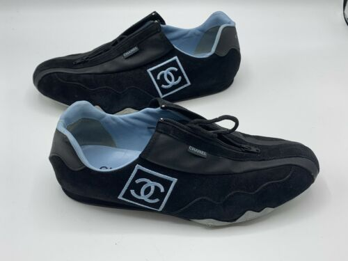 Chanel Sneakers - image 1
